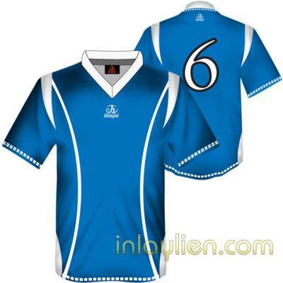 in áo bóng đá, áo thun thể thao